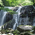 写真: 霹靂の滝