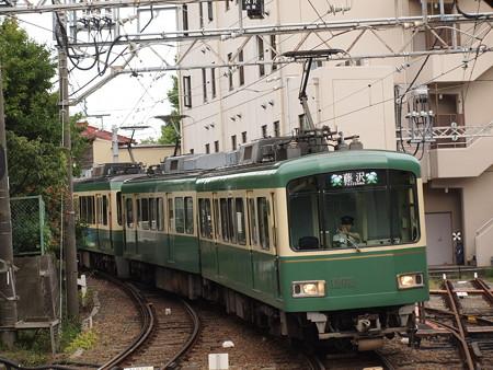 江ノ電1000形江ノ島駅02