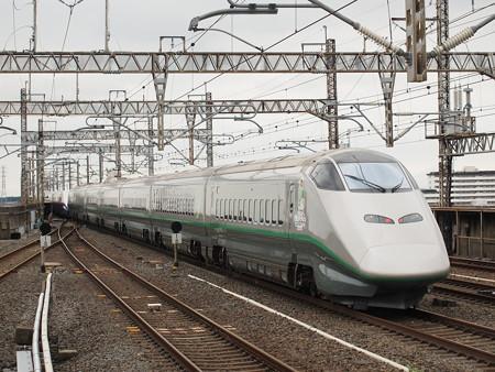 E3系つばさ 東北新幹線小山駅01