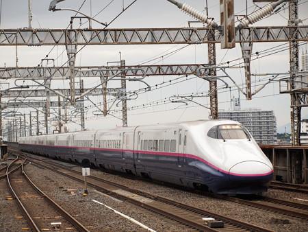 E2系やまびこ 東北新幹線小山駅02