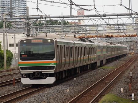 E231系普通 東北本線浦和~赤羽01