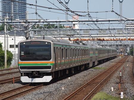E231系普通 東北本線浦和~赤羽02