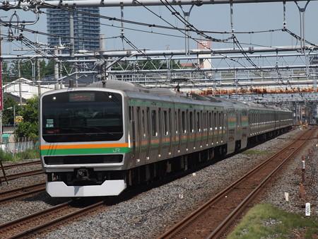 E231系普通 東北本線浦和~赤羽03