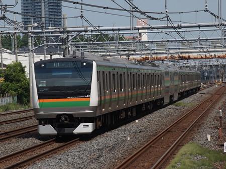 E233系普通 東北本線浦和~赤羽02