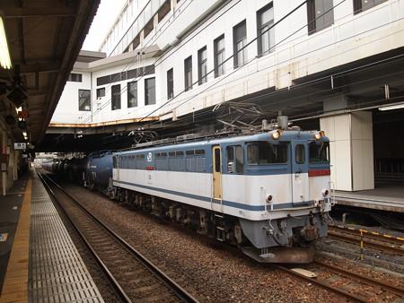 EF65貨物東北本線小山駅01