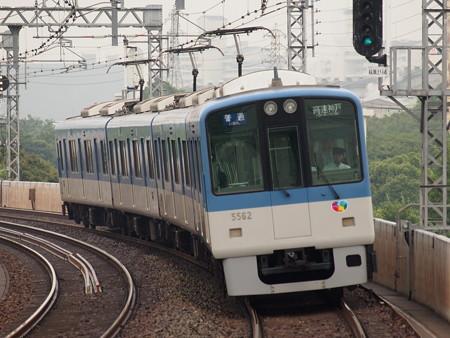 阪神5550系 阪神本線大物駅