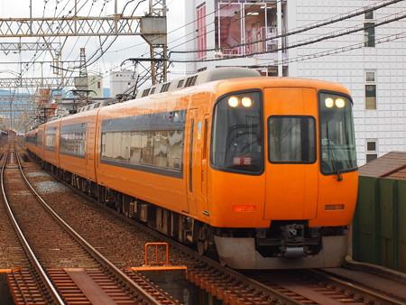 近鉄22000系阪伊乙特急 近鉄大阪線今里駅