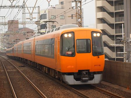 近鉄22000名阪乙特急 近鉄大阪線八尾駅