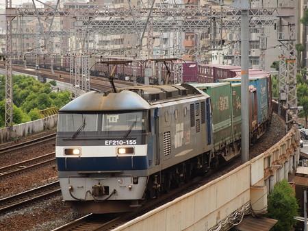 EF210貨物  東海道本線神戸~元町03