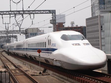 700系こだま 山陽新幹線新大阪駅
