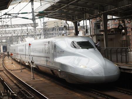 N700系さくら 山陽新幹線新大阪駅