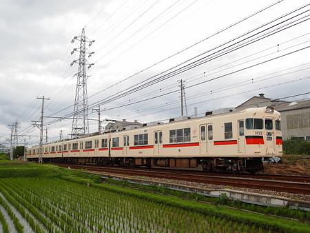 山陽3000系普通 山電本線藤江~林崎松江海岸03