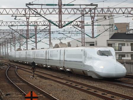 N700系さくら 山陽新幹線西明石駅03