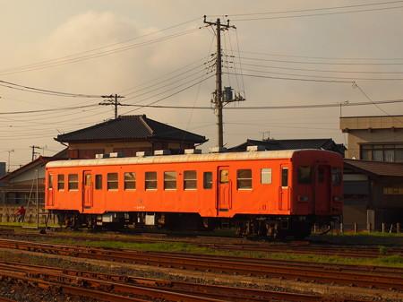 ひたちなか海浜鉄道キハ20形 湊線那珂湊駅