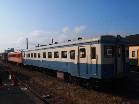 ひたちなか海浜鉄道キハ22形 湊線那珂湊駅01