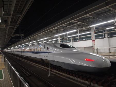 N700系こだま 東海道新幹線新大阪駅01