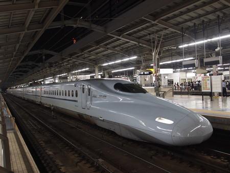 N700系さくら 山陽新幹線新大阪駅01