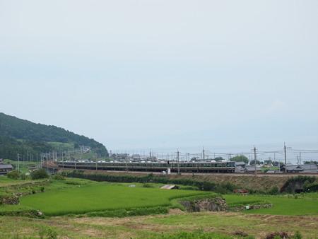 223系新快速 湖西線近江高島~北小松02