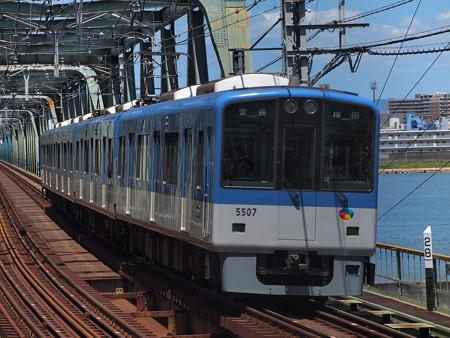 阪神5500系普通   阪神本線淀川駅02