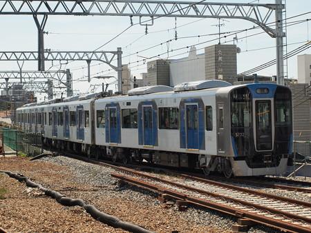 阪神5700系試乗会  阪神本線甲子園駅01