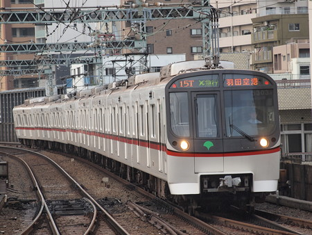 都営5300形エアポート急行 京急本線平和島駅03