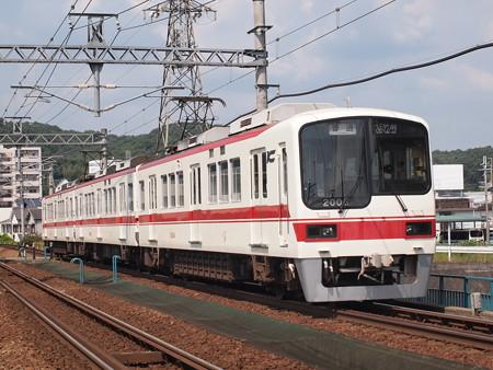 神鉄2000系普通 神鉄三田線三田~三田本町01