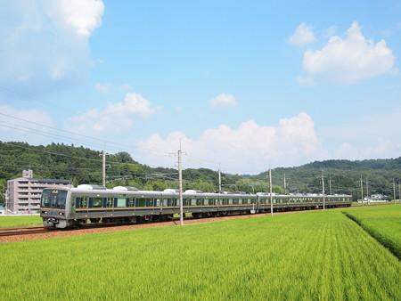207系普通 福知山線道場~三田01