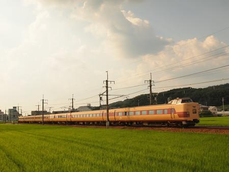 381系特急こうのとり 福知山線道場~三田02
