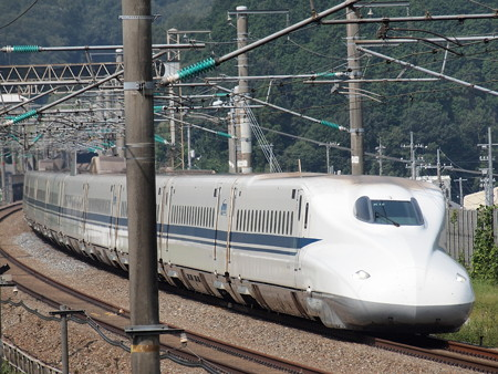 N700系のぞみ  山陽新幹線岡山~相生01