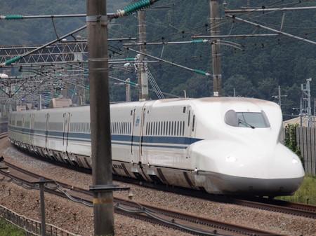 N700系のぞみ  山陽新幹線岡山~相生06