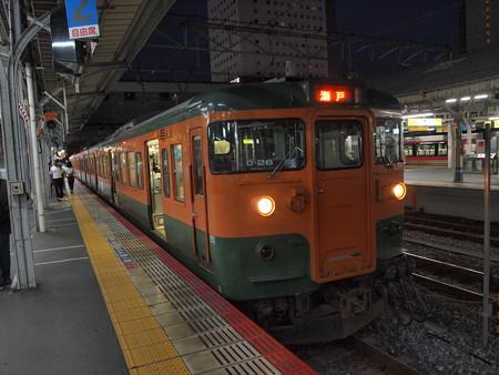 115系普通 山陽本線岡山駅02