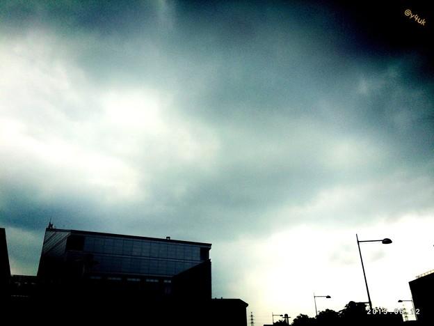 Rainy Cloudy ~ライヴへ向かう前日準備