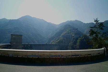 小渋ダムの風景4(SDIM0140)
