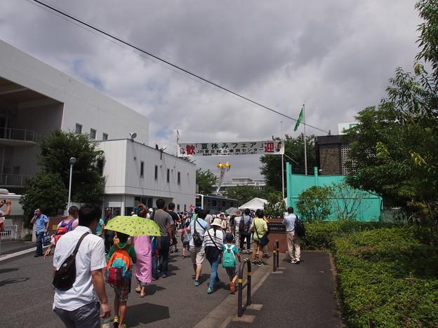 JR東日本東京総合車両センター