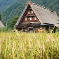 写真: 五箇山