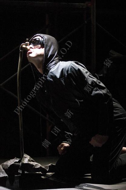 劇団新人類人猿『プラスチックローズ』9