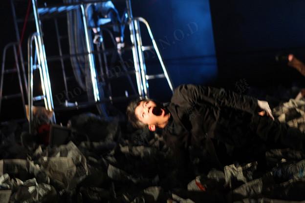 劇団新人類人猿 特別公演『制御不能』8