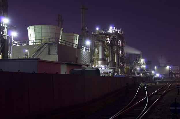 京浜工業地帯『千鳥町付近』01