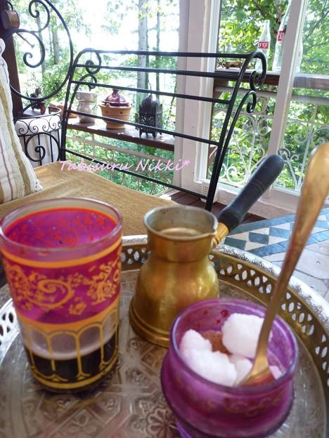 モロッココーヒー