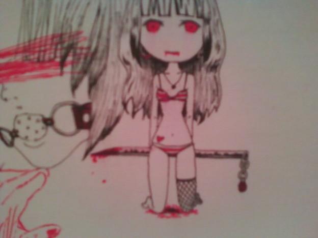 赤ペンx黒ペン