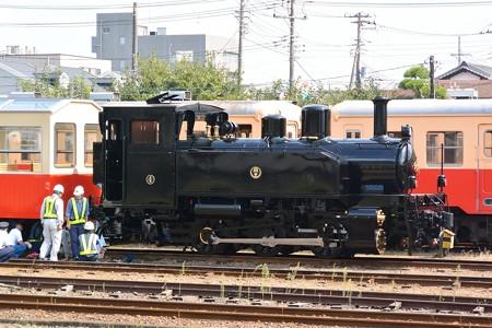 小湊鐵道のコッペル?