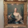 マリー=アンリエット・ベルトロ・ド・プレヌフ夫人の肖像