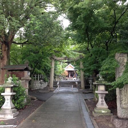 20150907 磐手杜神社