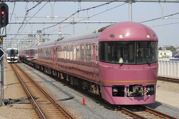 上り列車485系高タカG4+G5宴