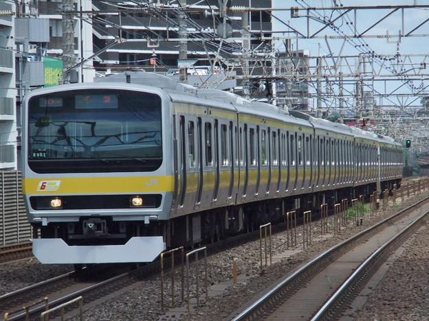 中央・総武緩行線E231系900番台 B901編成