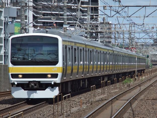 中央・総武緩行線209系500番台 C510編成