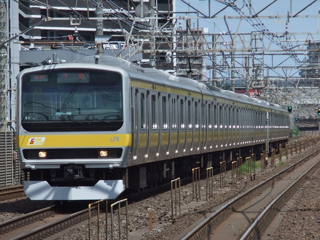 中央・総武緩行線E231系0番台 B3編成