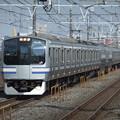 横須賀・総武快速線E217系 Y-31編成