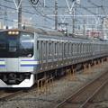 横須賀・総武快速線E217系 Y-131編成他15両編成