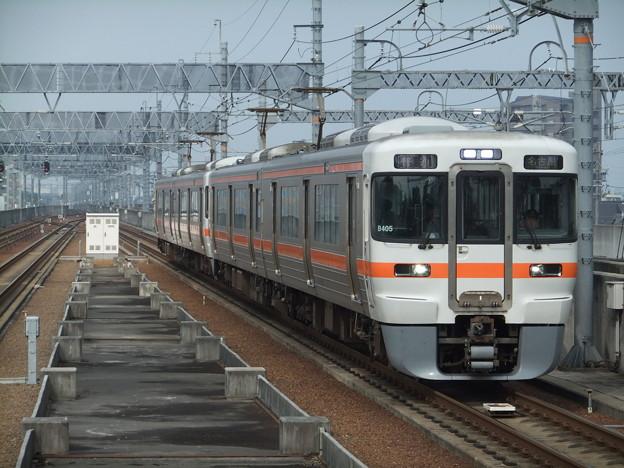 関西線313系1300番台 B405+B502編成